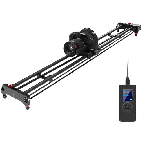 GVM GP-120QD Motorized Video Slider (48″) Pro Video GVM
