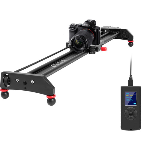 GVM GT-60D Professional Video Aluminum Alloy Motorized Camera Slider (23″)