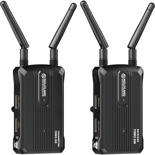 Hollyland Mars 300 Dual HDMI Wireless Video Transmitter & Receiver Set Pro Video Hollyland