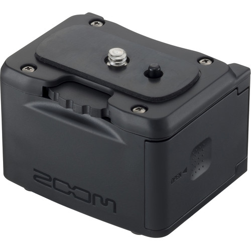 Zoom Battery Case for Q2n-4K/Q2n Handy Video Recorders Batteries & Power Zoom