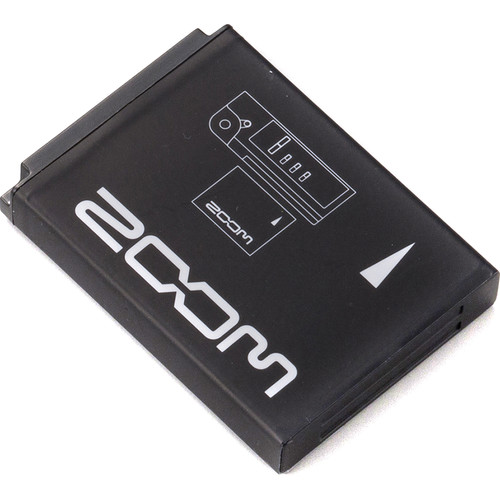 Zoom BT-02 Rechargeable Battery For Zoom Q4 Batteries & Power Zoom