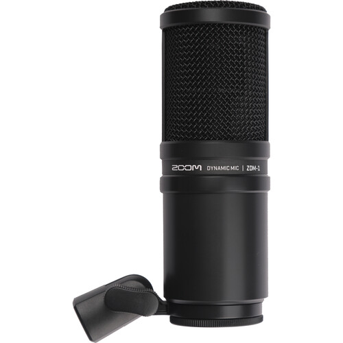Zoom ZDM-1 Dynamic Microphone Pro Audio Zoom