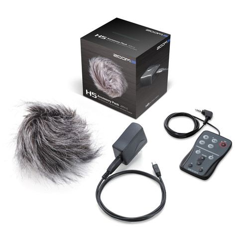Zoom APH-5 Accessory Pack for Zoom H5 Recorder