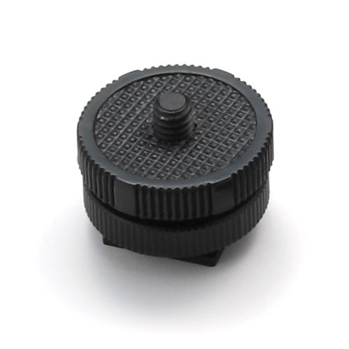 Zoom HS-1 Hot/Cold Shoe Mount Adapter To 1/4″