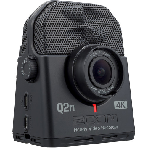 Zoom Q2n-4K Handy Video Recorder Pro camcorders & Cameras Zoom