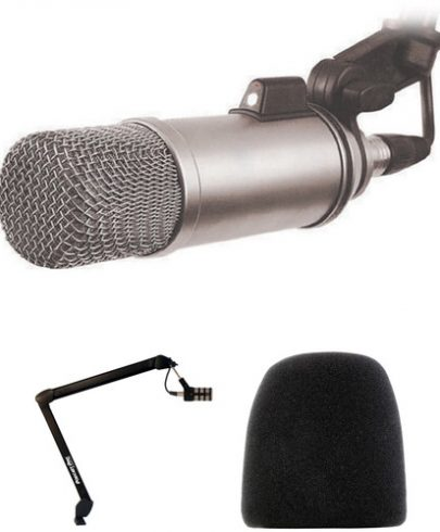Rode Broadcaster Voice-Over Microphone Kit