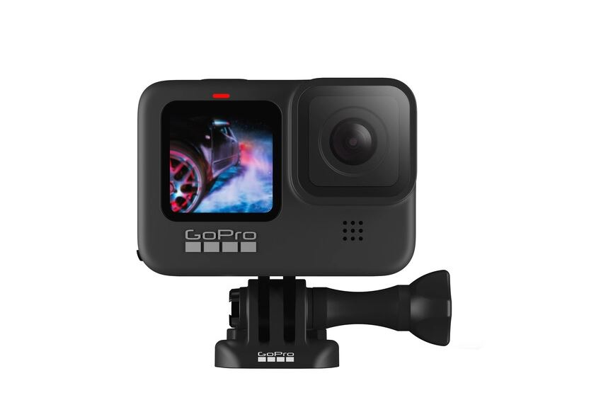 GoPro HERO9 Black Action & 360 Video Camera GoPro