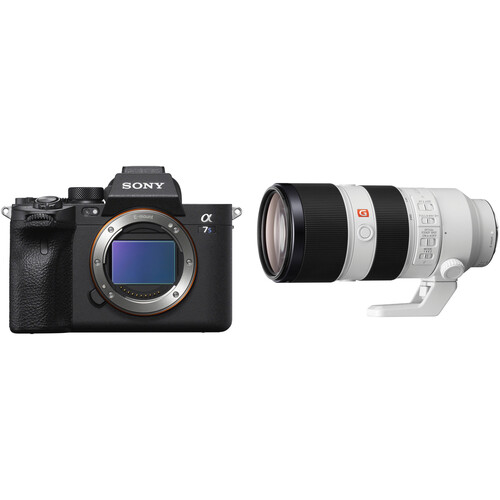 Sony Alpha a7S III Mirrorless Digital Camera with 70-200mm f/2.8 Lens Kit Mirrorless Cameras Sony