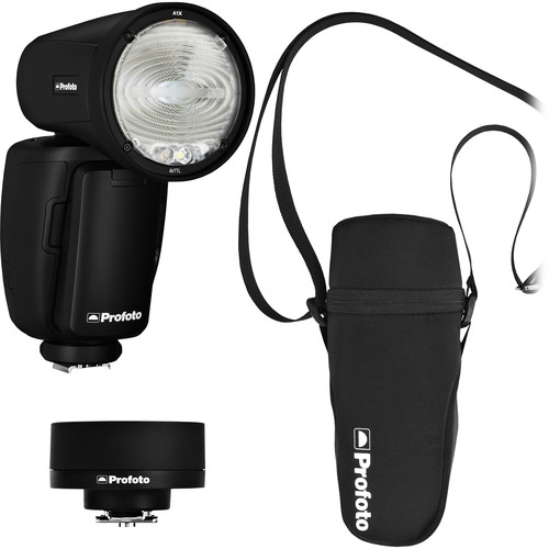 Profoto A1X Off-Camera Flash Kit with Connect for Canon Camera Flashes [tag]