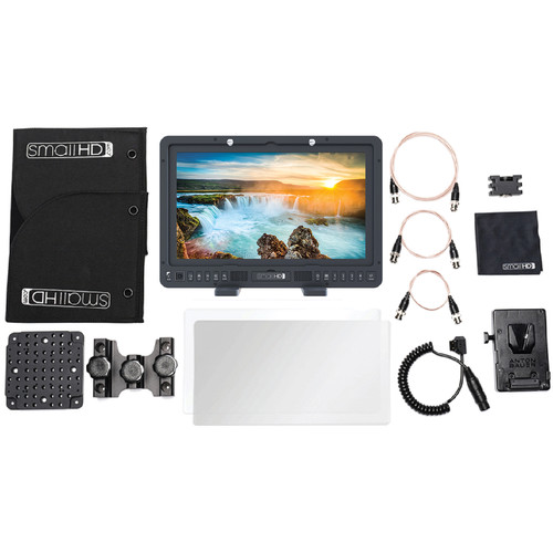 SmallHD 1703 P3X 17″ Studio Monitor Kit (V-Mount)