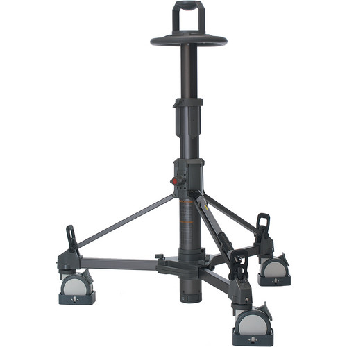 Libec P110S Pedestal System with P10 Column & DL-10RC Dolly Pro Video Libec