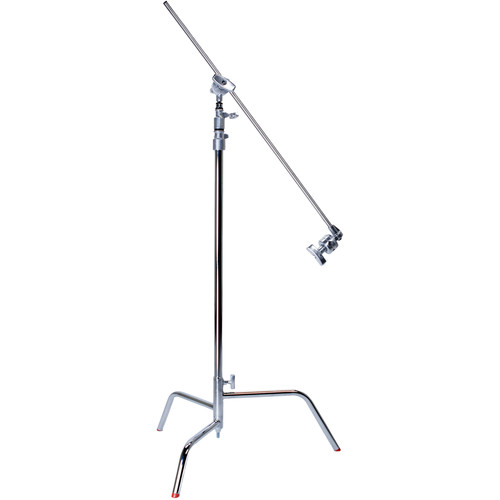 Matthews Century C+ Stand with Turtle Base and Grip Arm Kit (10.5′) Light Stands MATTHEWS