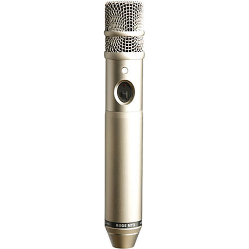 Rode NT3 3/4″ Cardioid Condenser Microphone Pro Audio Rode