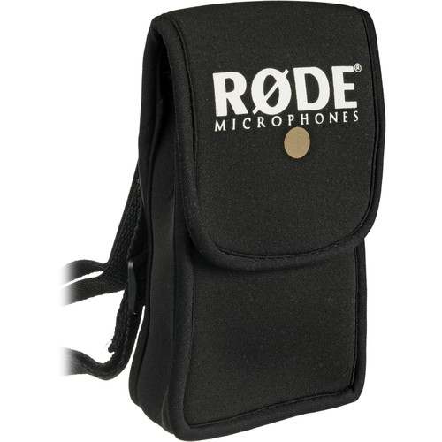 Rode SVM Bag – Stereo VideoMic Bag Audio Wired Shotgun Mics ENG/EFP Rode