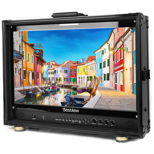 Bestview 21.5″ HDMI/3G-SDI/SDI Full HD Director's Monitor Monitors Bestview