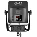 GVM Dimmable Bi-Color S900D- 2 LIGHT LED Video Light and Stand Lighting Kit, with APP Intelligent Control System/CRI97 Dimmable 3200-5600K Continuous Lighting GVM