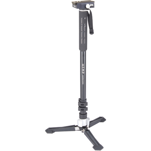 Libec Hands-Free Monopod with APX Adapter Plate Kit Monopods & Accessories Libec