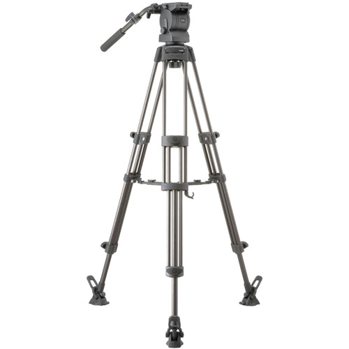 Libec RS-350DM Tripod System with Mid-Level Spreader Pro Video Libec