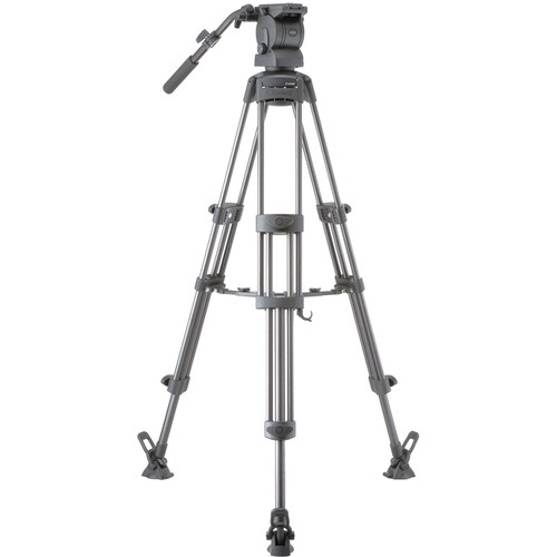 Libec RS-450DM Tripod System with Mid-Level Spreader Pro Video Libec