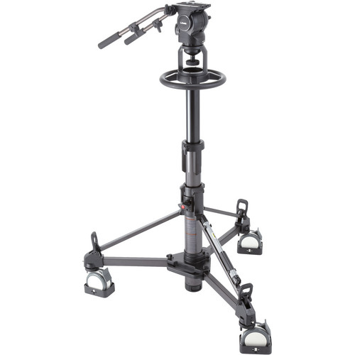 Libec RSP-750PD(S) Pedestal System for Studio Broadcasting Pro Video Libec