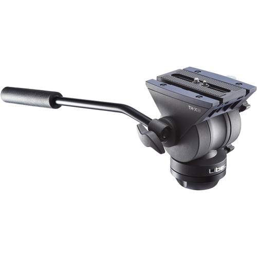 Libec TH-X Head with Pan Handle