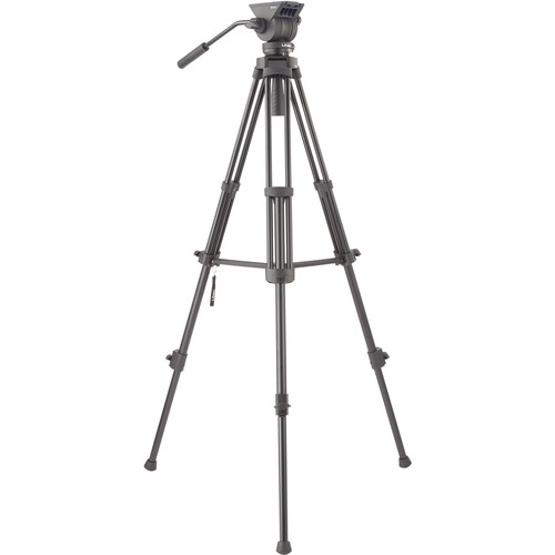 Libec TH-X Head and Tripod System Pro Video Libec