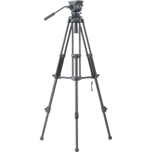 Libec TH-Z Tripod System with Mid-Level Spreader (75 mm) Pro Video Libec