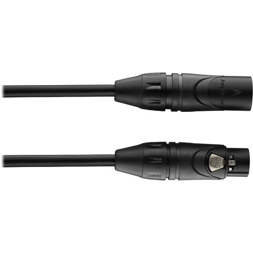 Lupo DMX Cable with 5-Pin XLR Connectors (13.1′) Lighting Power & Cables Lupo