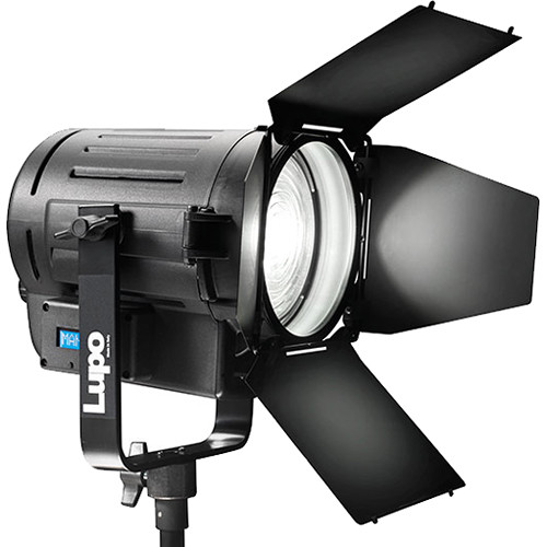 Lupo Dayled 650 Tungsten LED Fresnel with DMX Continuous Lighting Lupo