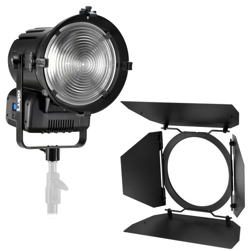 Lupo Dayled 2000 Dual-Color LED Fresnel with DMX Continuous Lighting Lupo