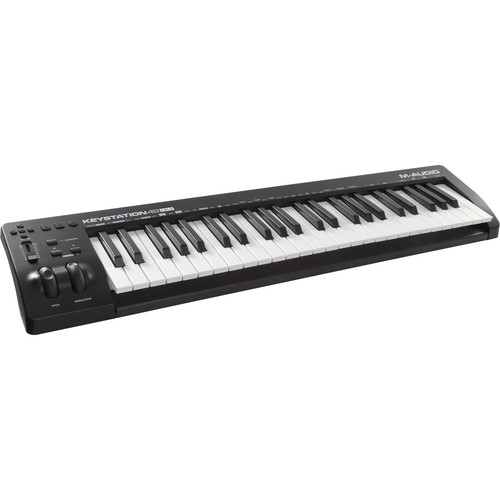 M-Audio Keystation 49 MK3 49-Key USB-Powered MIDI Controller Field Mixers, Preamps & Accessories M-Audio