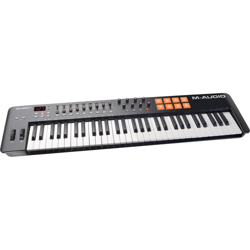 M-Audio Oxygen 61 IV – USB MIDI Keyboard Controller Field Mixers, Preamps & Accessories M-Audio