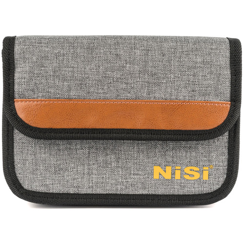 NiSi Filter Pouch for Four 100 x 100mm and Five 100 x 150mm Filters Filter Accessories NiSi