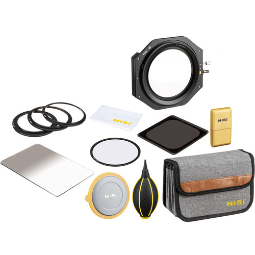 NiSi V6 Pro Starter Filter Kit III with Circular Polarizer Filter Lens Accessories NiSi