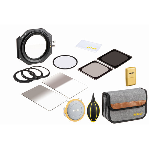 NiSi V6 Pro Starter Filter Kit III Plus with Enhanced Circular Polarizer Filter Filter Accessories NiSi