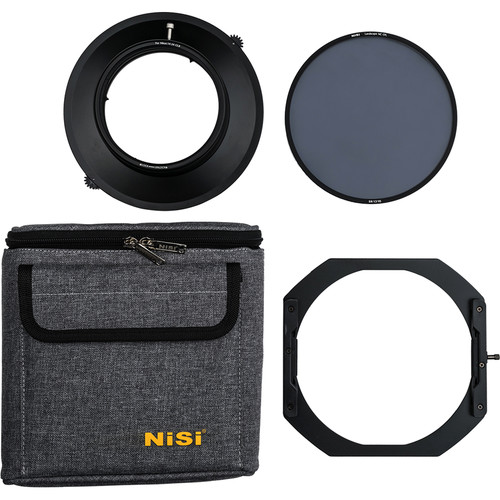 NiSi S5 150mm Filter Holder Kit with Landscape Circular Polarizer for Nikon 14-24mm Lens Filter Accessories NiSi