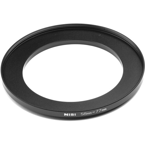 NiSi 58mm Adaptor For Close Up Lens Kit Nc 77mm Lens Accessories NiSi
