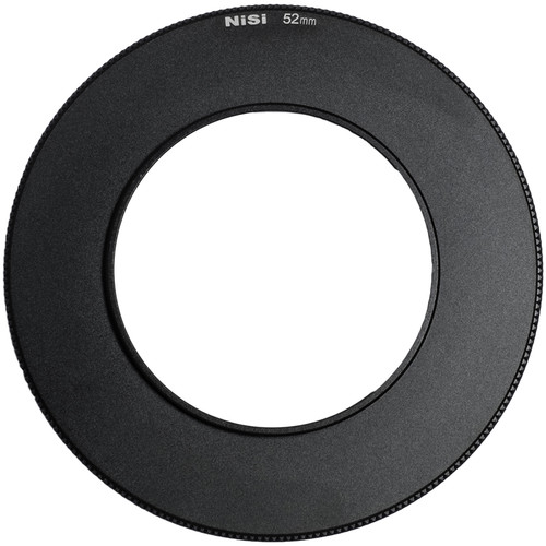 NiSi 52-82mm Step-Up Ring for 82mm C4 Cinema Filter Holder and V5 or V6 Series 100mm Filter Holder Adapter Rings Filter Accessories NiSi