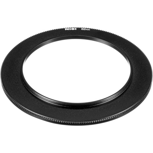 NiSi 62-82mm Step-Up Ring for 82mm C4 Cinema Filter Holder and V5 or V6 Series 100mm Filter Holder Adapter Rings Filter Accessories NiSi