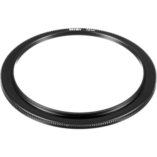 NiSi 72-82mm Step-Up Ring for 82mm C4 Cinema Filter Holder and V5 or V6 Series 100mm Filter Holder Adapter Rings Filter Accessories NiSi