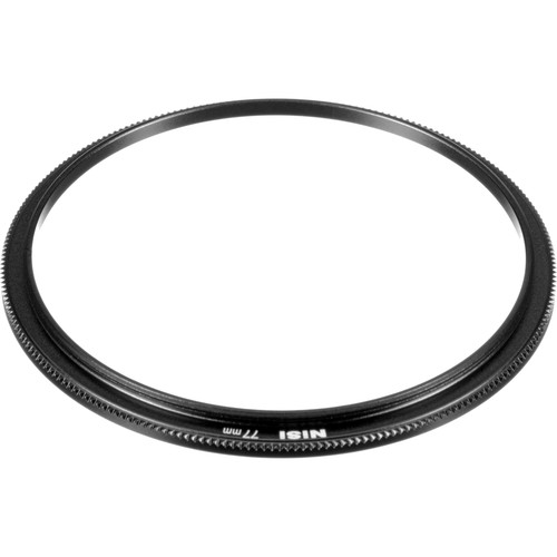 NiSi 77-82mm Step-Up Ring for 82mm C4 Cinema Filter Holder and V5 or V6 Series 100mm Filter Holder Adapter Rings Filter Accessories NiSi