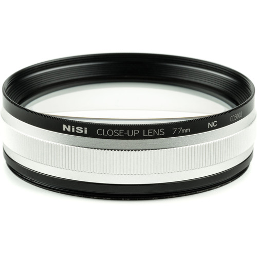 NiSi 77mm Close-Up NC Lens Kit with 67 and 72mm Step-Up Rings Lens Accessories NiSi