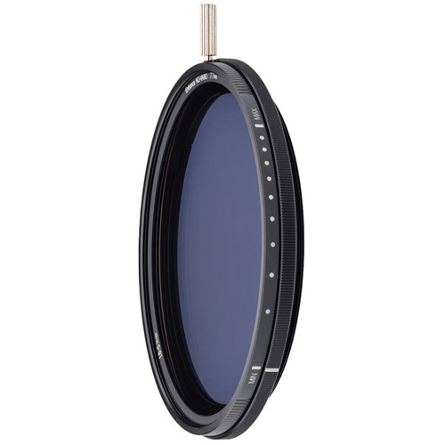 NiSi 82mm Variable Neutral Density 0.45 to 1.5 Filter (1.5 to 5-Stop) Lens Accessories NiSi