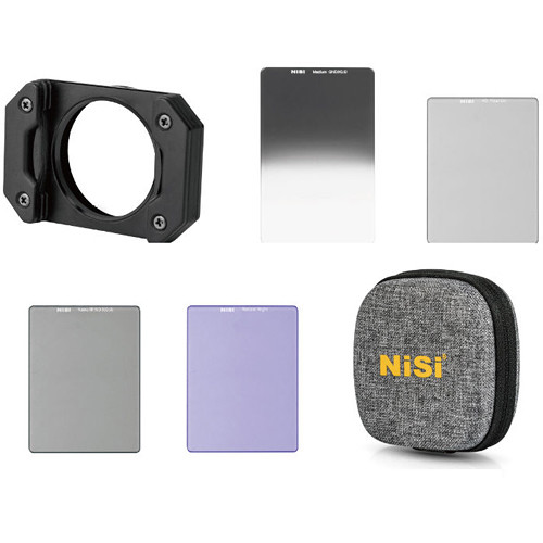 NiSi Filter System for Ricoh GR III Digital Camera (Professional Kit) Filter Accessories NiSi