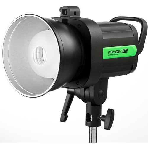 Phottix Indra500LC TTL Battery-Powered Light Compatible with Canon RT System Professional Lighting Phottix