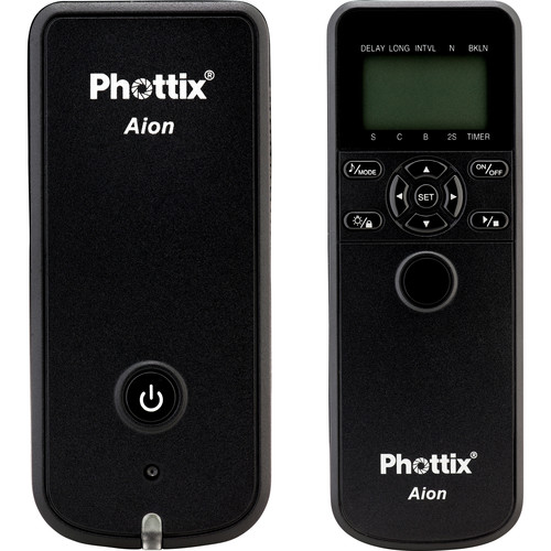 Phottix Aion Universal Wireless Timer and Shutter Release