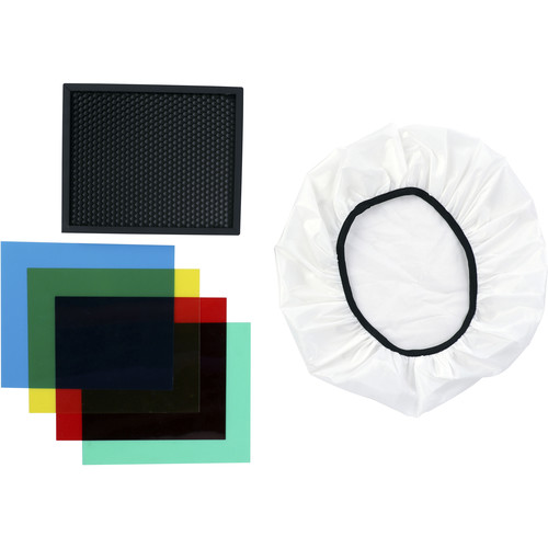 Phottix Kali600 Honeycomb Grid and Gel Kit Barndoors, Snoots & Grids Phottix