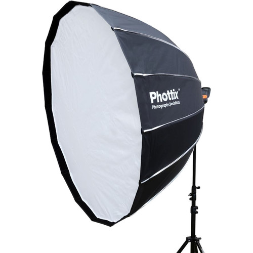 Phottix Hexa-Para Softbox (47″) Light Modifiers Phottix