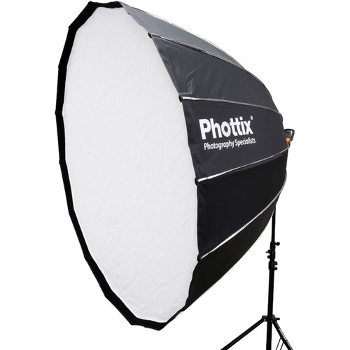 Phottix Hexa-Para Softbox (59″) Light Modifiers Phottix