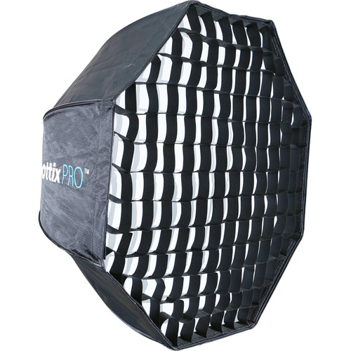 Phottix Easy Up HD Umbrella Octa Softbox with Grid (32″) Light Modifiers Phottix